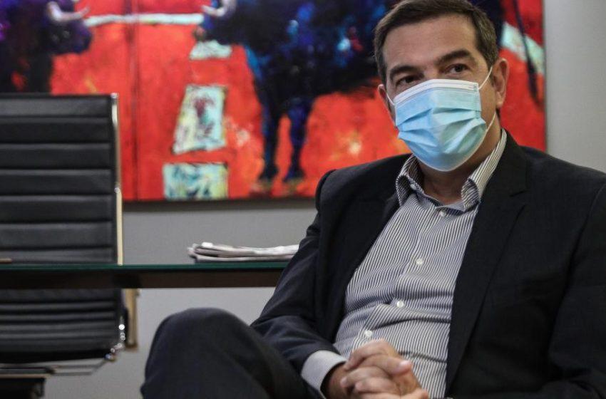 """Αλ. Τσίπρας σε διαδικτυακή εκδήλωση για τη 17 Νοέμβρη: """"Το Πολυτεχνείο ενοχλούσε πάντοτε τη Δεξιά"""""""