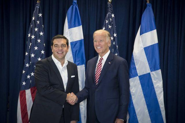 Η επιστολή Τσίπρα στον Μπάϊντεν- Οι αναφορές στο Κυπριακό, τις Πρέσπες και την περίοδο 2015-16