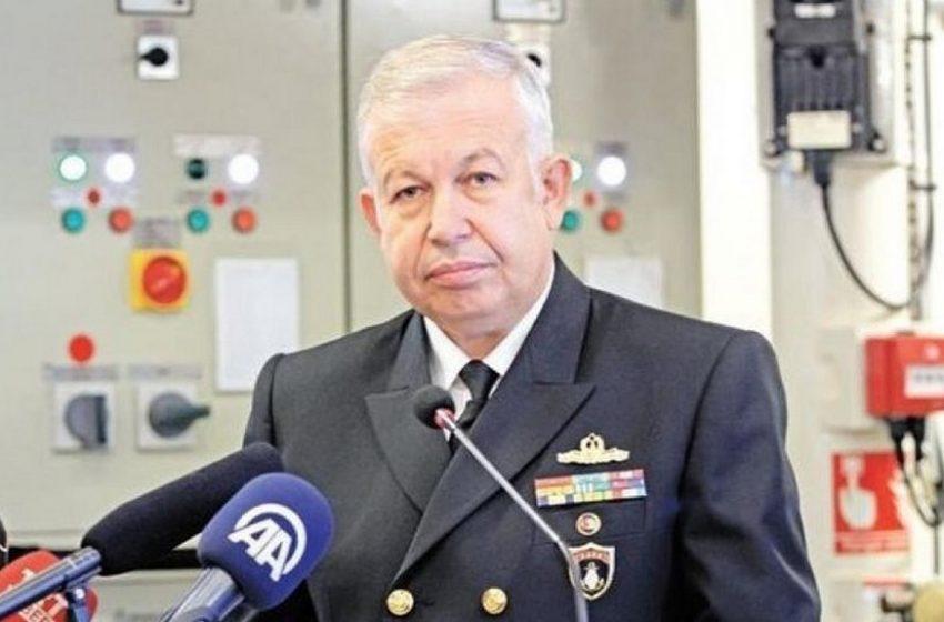 Τούρκος ναύαρχος: Ο σεισμός έδειξε ότι η Σάμος ανήκει στην υφαλοκρηπίδα μας