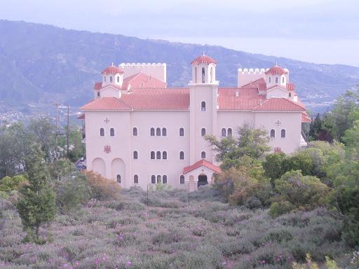 Σε καραντίνα η Ιερά Μονή Αγίου Ιωάννη του Θεολόγου