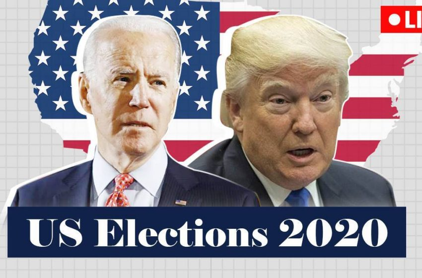 LIVE ΗΠΑ: Κρίσιμες εκλογές για το μέλλον του πλανήτη  – ΣΥΝΕΧΗΣ ΡΟΗ
