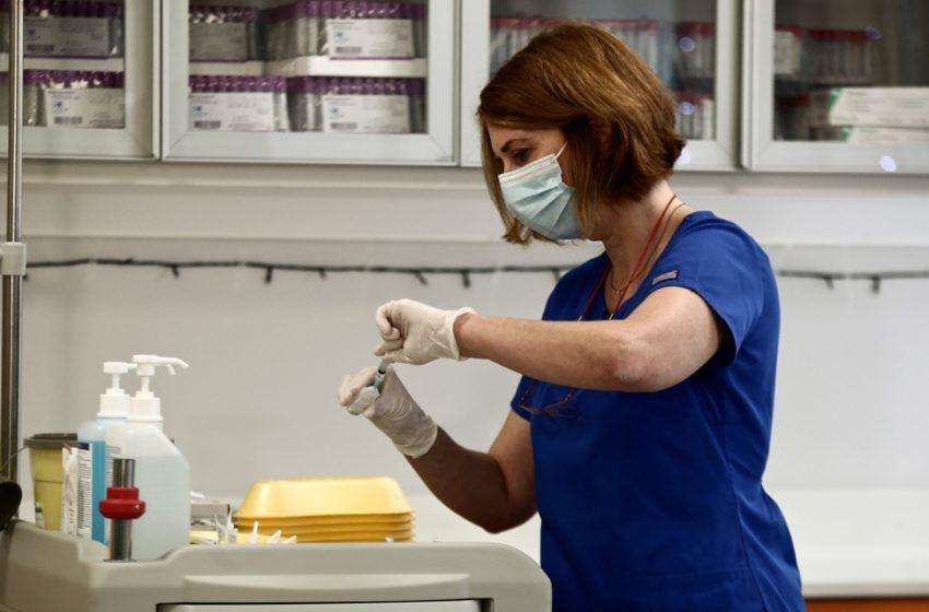 Αντίδραση ΠΟΕΔΗΝ: Τα νοσοκομεία δεν μπορούν να γίνουν εμβολιαστικά κέντρα