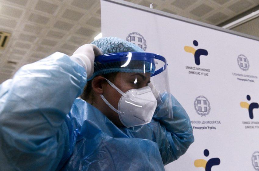 Καπραβέλος: Τα rapid tests δεν μπορούν να ανιχνεύσουν το μεταλλαγμένο στέλεχος του covid-19