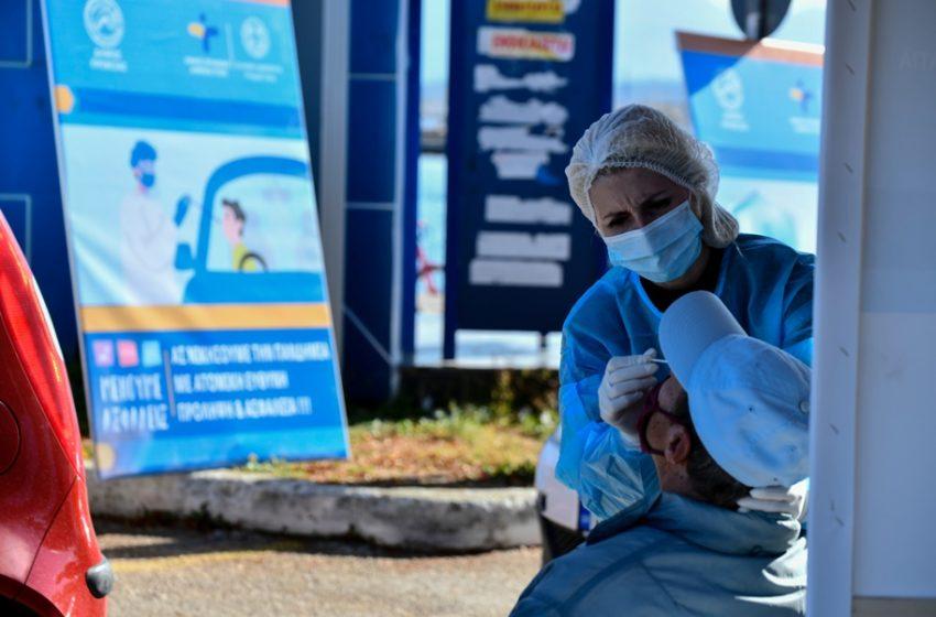 Κοροναϊός : 566 νέα κρούσματα και 30 θάνατοι – Στους 320 οι διασωληνωμένοι