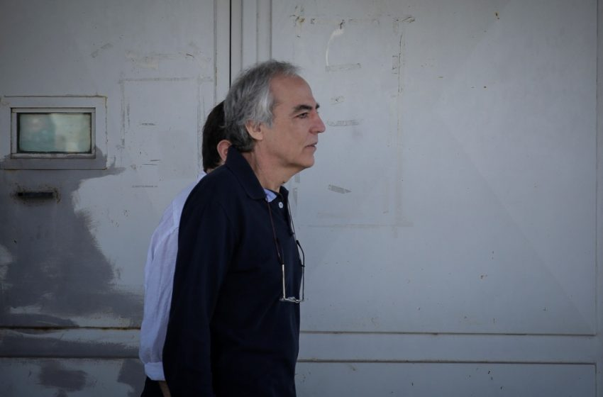 Κουφοντίνας: Προσέφυγε στο ΣτΕ