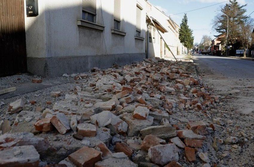 Μέχρι την Ιταλία αισθητός ο σεισμός στην Κροατία