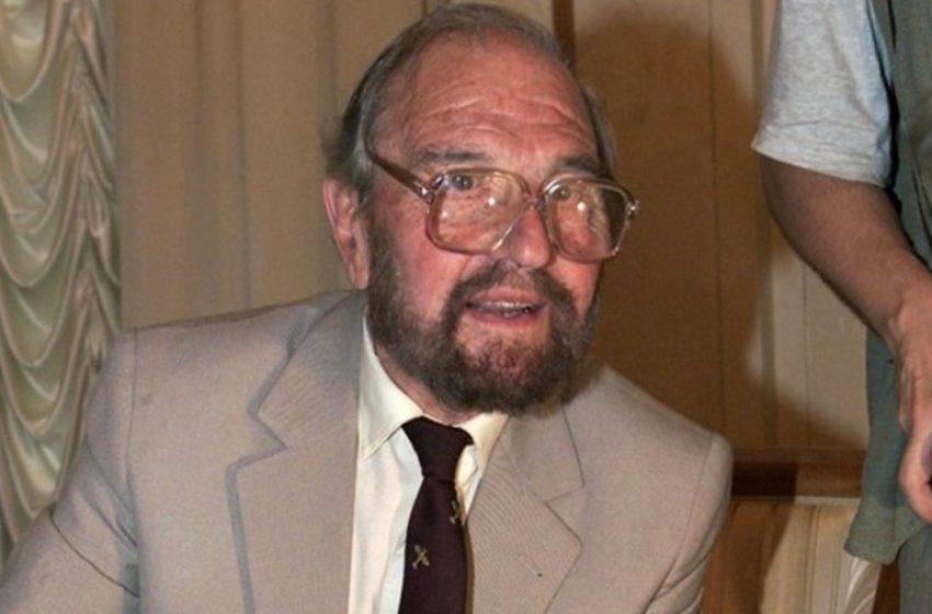 Πέθανε θρυλικός κατάσκοπος στη Μόσχα