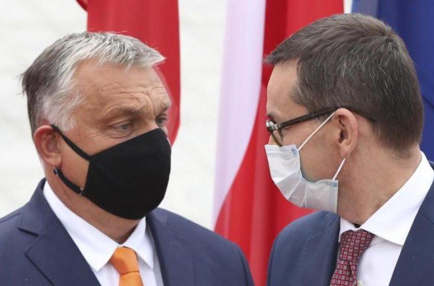 """Τελεσίγραφο Βρυξελλών σε Πολωνία και Ουγγαρία – Στον """"αέρα"""" Ταμείο Ανάκαμψης και ευρωπαϊκός προϋπολογισμός"""