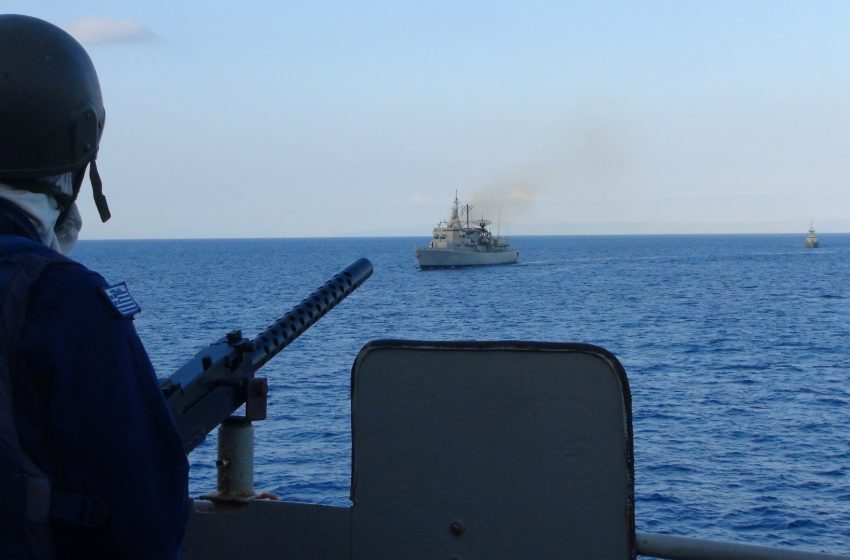 """Τουρκικός Τύπος: """"Σκάνδαλο"""" με τα 12 ναυτικά μίλια στο Ιόνιο"""""""