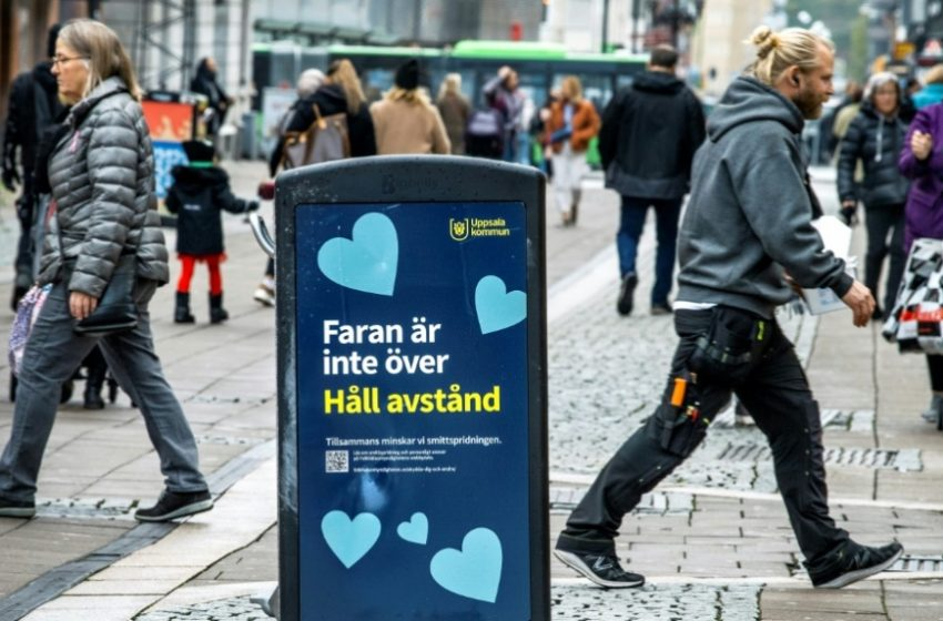 Σουηδία: Οι αρχές συστήνουν μάσκα στους… υγειονομικούς και στις συγκοινωνίες τις ώρες αιχμής