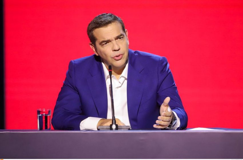 """Τσίπρας σε Ευρωπαίους Σοσιαλιστές: Σύγκλιση προοδευτικών δυνάμεων για ένα ευρωπαϊκό """"συμβόλαιο ισχυρού κοινωνικού κράτους"""" μετά την πανδημία"""