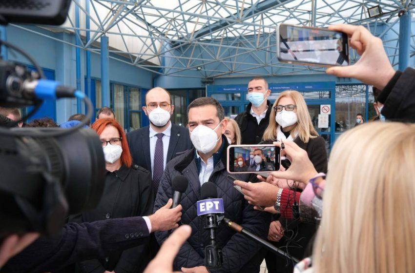 Γιατροί σε Τσίπρα: Αν έρθει τρίτο κύμα θα μας αποτελειώσει