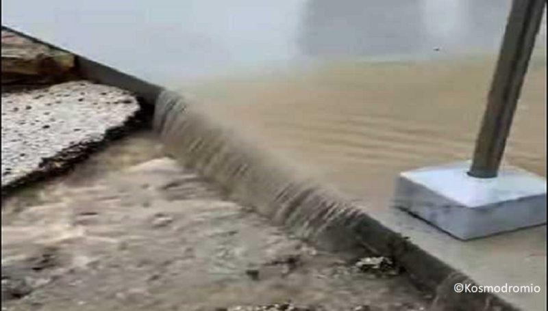 Κόντρα Μενδώνη – Σκουρλέτη για την πλημμυρισμένη Ακρόπολη
