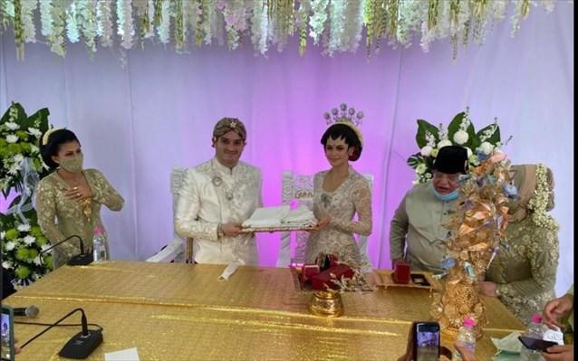 Γάμος με 10.000 καλεσμένους στην Μαλαισία εν μέσω πανδημίας