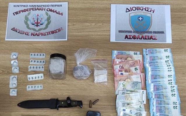 Συνελήφθη 60χρονος με ναρκωτικά και μαχαίρι- Βρέθηκαν σε κρύπτη στο πάτωμα ντουλάπας