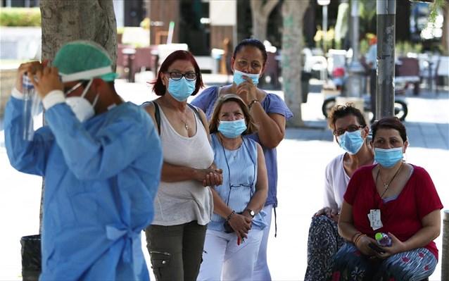 """""""Λευκή"""" απεργία από τους λοιμωξιολόγους στην Κύπρο – Ζητούν ακαταδίωκτο"""