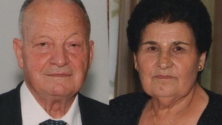 """Γρεβενά: Ζευγάρι """"έφυγε"""" με δύο ημέρες διαφορά έπειτα από 60 χρόνια λόγω κοροναϊού"""