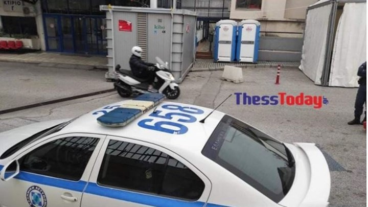 Ιπποκράτειο Θεσσαλονίκης:  Αποπειράθηκε να αυτοκτονήσει ασθενής με κοροναϊό