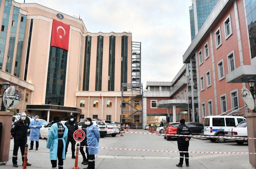 Τραγωδία σε μονάδα COVID από έκρηξη αναπνευστήρα – Οκτώ νεκροί
