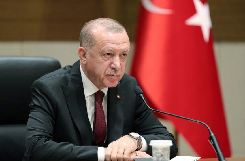 Ο Ερντογάν παίρνει θέση στην κόντρα Μπάιντεν – Πούτιν