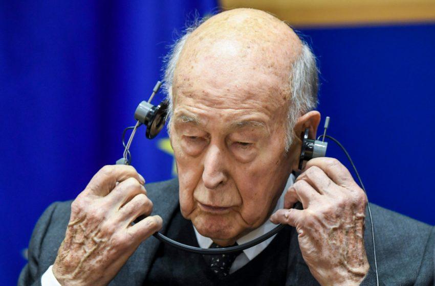Πέθανε ο Βαλερί Ζισκάρ Ντ' Εσταίν – Σύμφωνα με το Reuters υπήρξαν επιπλοκές από κοροναϊό