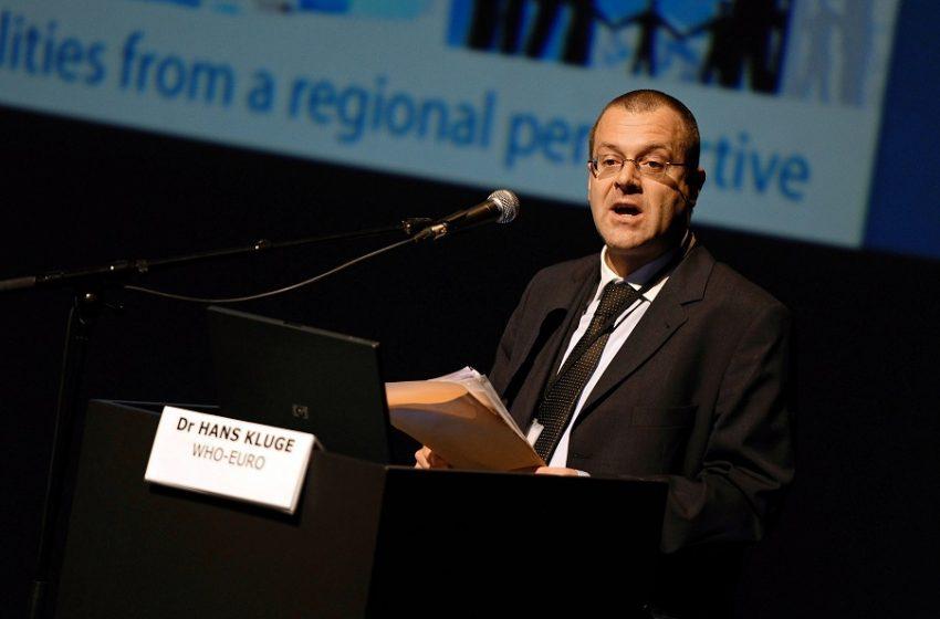 Μήνυμα του Dr. Hans Kluge (ΠΟΥ) στους έλληνες: Εσείς γνωρίζετε τα οφέλη της υψηλής εμβολιαστικής κάλυψης