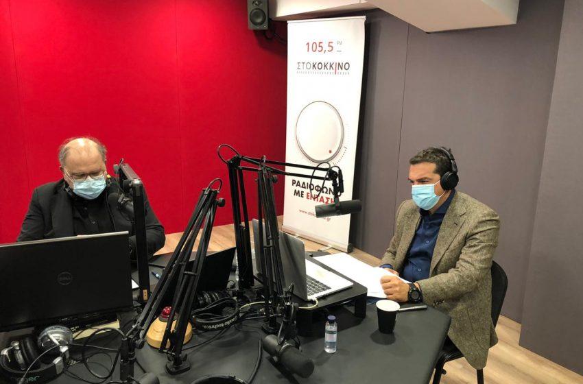Aλ.Τσίπρας: Η επιτροπή συμβουλεύει αλλά δεν έχει πλήρη εικόνα των στοιχείων της πανδημίας