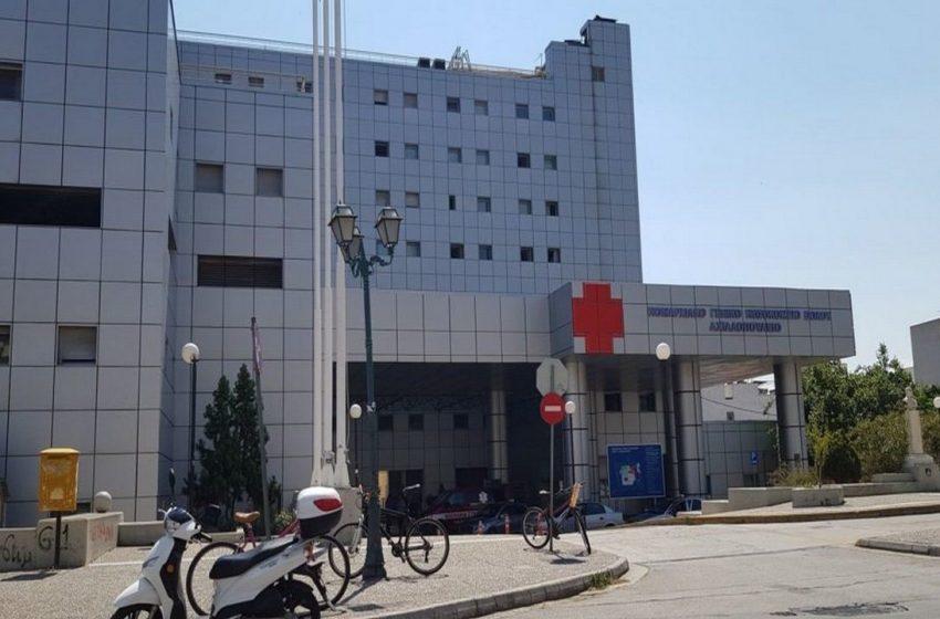 Αυτοκτόνησε γιατρός στο Βόλο – Έπεσε από τον 5ο όροφο του νοσοκομείου