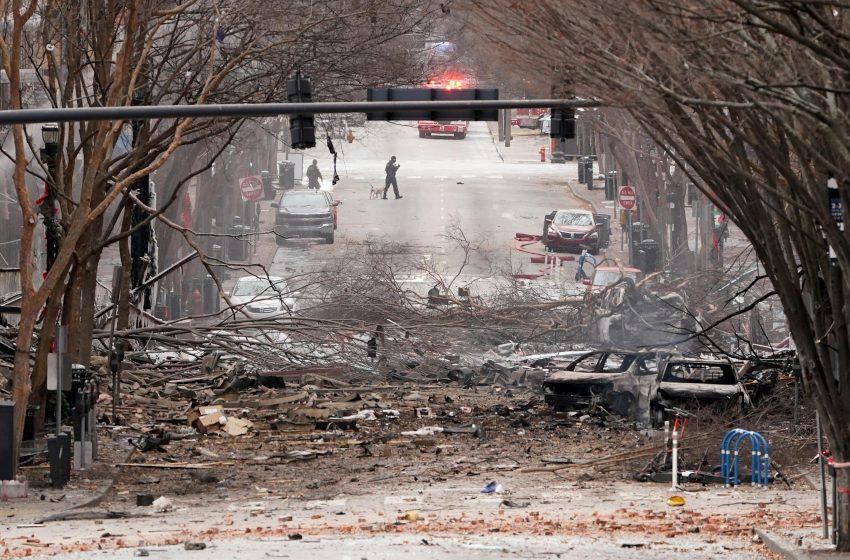 Νάσβιλ: Μυστήριο με την βόμβα που ισοπέδωσε ολόκληρη περιοχή (vid)