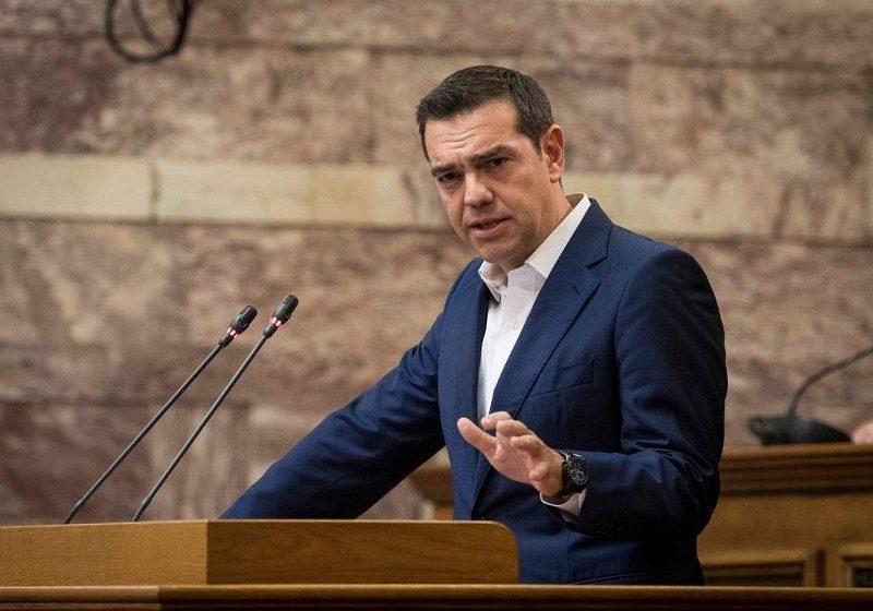 """Επιστολή Τσίπρα στον Πρόεδρο της Βουλής: """"Να εξεταστούν οι κίνδυνοι για τη δημόσια περιουσία"""" – Τι αναφέρει για τη λίστα Πέτσα"""