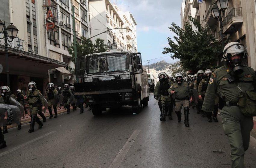 Χιλιάδες αστυνομικοί σε επιφυλακή για την επέτειο της δολοφονίας Γρηγορόπουλου- Απαγόρευση συναθροίσεων