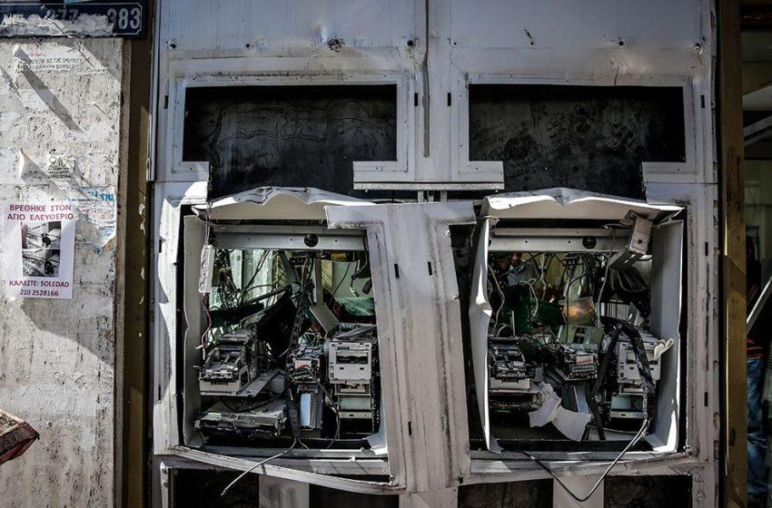 Έκρηξη σε ΑΤΜ στη Θεσσαλονίκη – Μεγάλες καταστροφές
