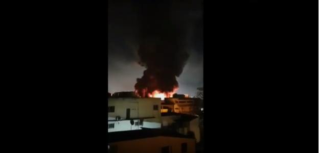 Νέα συγκλονιστικά βίντεο από τη φωτιά στον Ταύρο (vid)