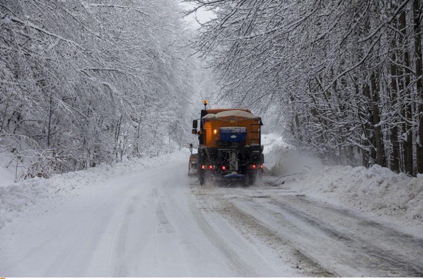 Ραγδαία επιδείνωση του καιρού – Πού θα χιονίσει το Σαββατοκύριακο