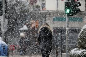 Χριστούγεννα: Επιβεβαιώνεται η ψυχρή εισβολή
