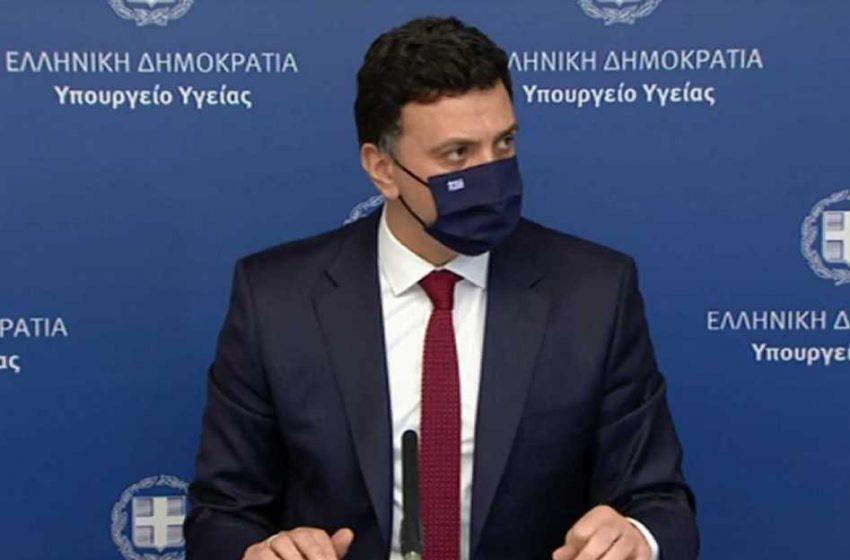 """Μήνυμα ΠΟΥ στην Ελλάδα εν μέσω τεχνικών προβλημάτων: """" Λίγη υπομονή με τις μάσκες, μην εφησυχάζετε"""""""