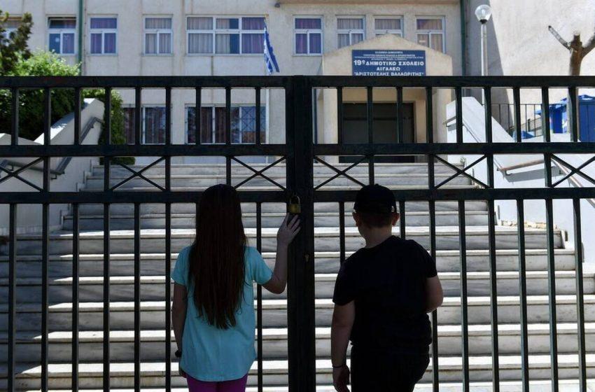 Μακρή: Εξετάζεται παράταση του σχολικού έτους τον Ιούνιο, όχι το Πάσχα – Τι είπε για την Γ' Λυκείου