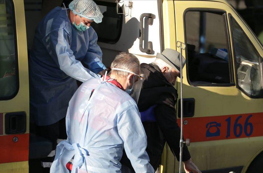 """Λαμία:""""Υγειονομική βόμβα"""" στο Γηροκομείο με 50 κρούσματα"""