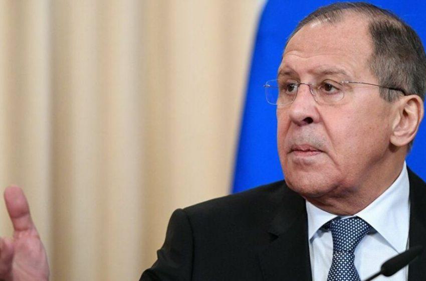 """Λαβρόφ:""""Δεν έχουμε κάποιες διαφωνίες με την Τουρκία"""""""