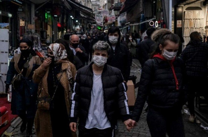 Τουρκία: Νέο αρνητικό ρεκόρ νεκρών από κοροναϊό