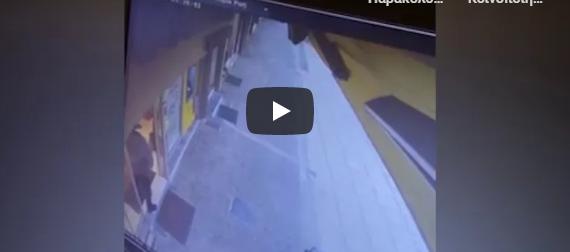 Βίντεο ντοκουμέντο από τη μεγάλη ληστεία χρηματαποστολής στη Γλυφάδα (vid)