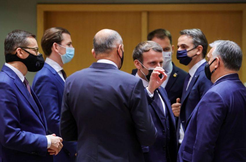 Reuters: Στην Σύνοδο Κορυφής κόλλησε ο Μακρόν- Διεθνής συναγερμός για ηγέτες που ήρθαν σε επαφή μαζί του- Δείπνο με 10 άτομα πριν βρεθεί θετικός