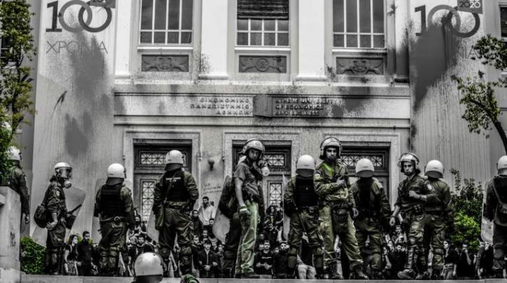 """Διπλό """"όχι"""" στο σχέδιο για πανεπιστημιακή αστυνομία- Ψηφίσματα από το Πάντειο και το ΑΠΘ- Τι απαντά η πανεπιστημιακή κοινότητα στην κυβέρνηση"""