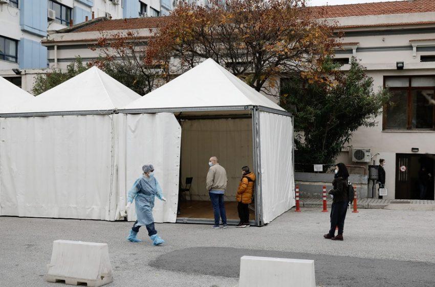 Δ. Κωνσταντινίδης στο libre: Οριακά κρίσιμη κατάσταση στη Θεσσαλονίκη – Το τρίτο κύμα ενδεχομένως πιο ισχυρό