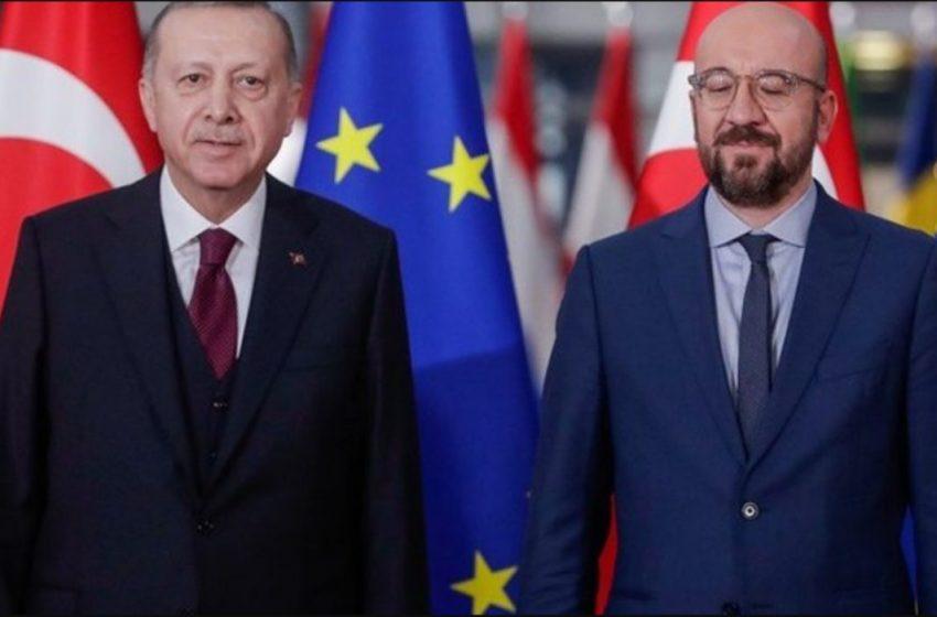Ακρόαση από τον Σαρλ Μισέλ ζήτησε ο Ερντογάν – Tι συζητήθηκε στην τηλεφωνική επικοινωνία