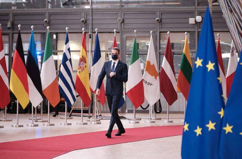 """Κυβερνητικές πηγές για Σύνοδο Κορυφής: """"Υπάρχουν ακόμα χώρες που δεν θέλουν κυρώσεις κατά της Τουρκίας"""""""