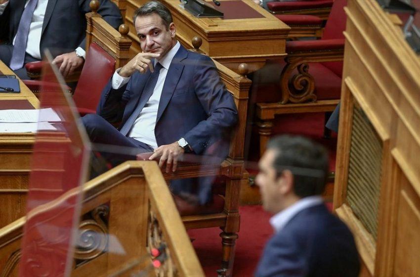 """Πολιτική σύγκρουση την Πέμπτη στη Βουλή για Λιγνάδη, """"Μήδεια"""" – Ανακοινώσεις Μητσοτάκη για το #MeToo"""