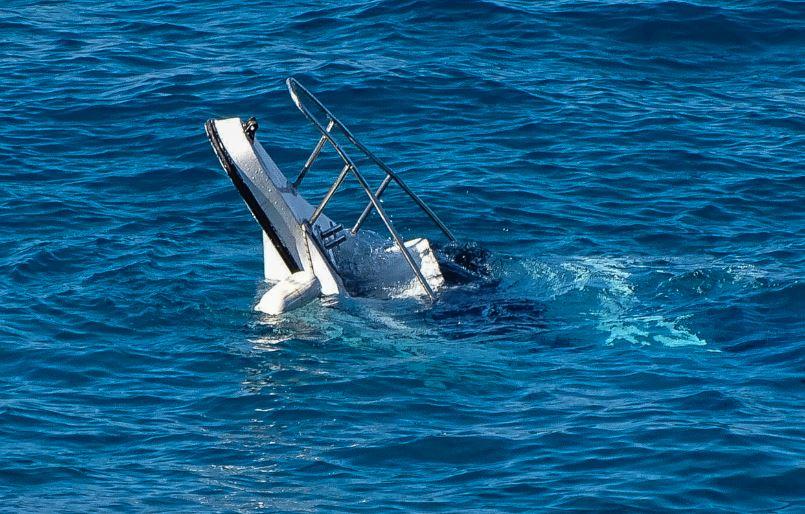 Λέσβος: Αγνοούνται τρεις γυναίκες που έπεσαν στη θάλασσα – Επιχείρηση έρευνας και διάσωσης