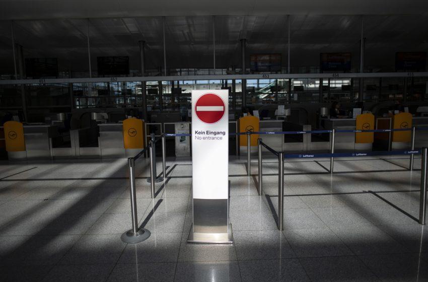 Η Ολλανδία έκλεισε τα σύνορα με Βρετανία για το μεταλλαγμένο στέλεχος του ιού