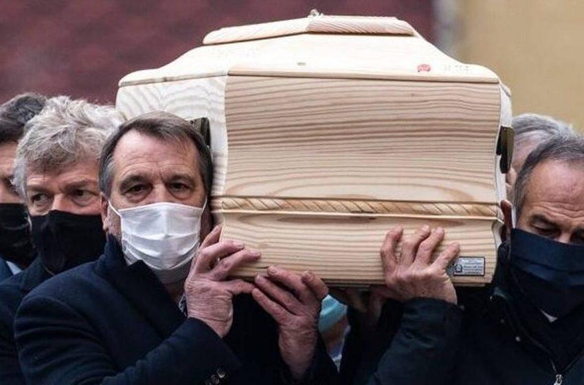Λήστεψαν το σπίτι του Ρόσι την ώρα της κηδείας του (vid)